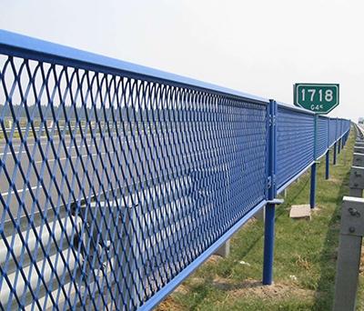 重庆高速钢板网护栏